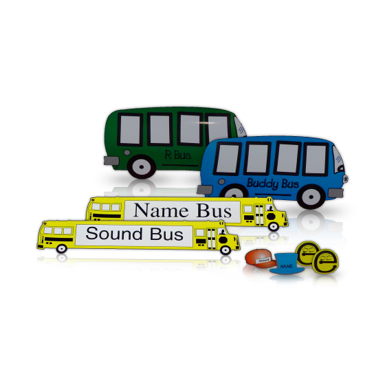 Magnetic Bus Set